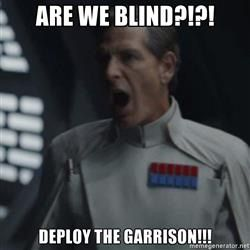 When You Dont See Enough Director Krennic Memes Prequelmemes