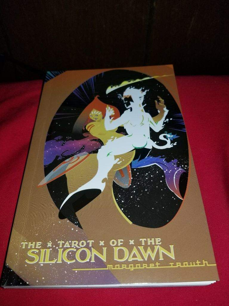 Tarot of the Silicon Dawn | Tarot and Divination Amino