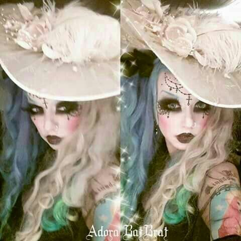 Adora Batbrat Wiki Horror Amino Age, what she did before fame, her family life latest information about her on social networks. amino apps