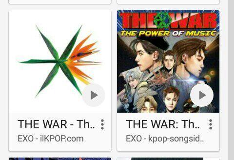 Ilkpop Exo (American Made Tom)