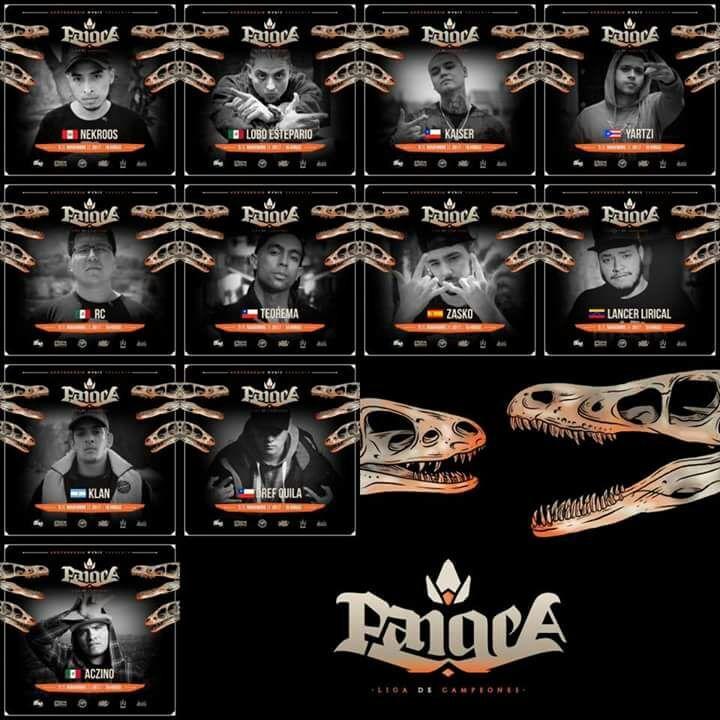 Resultado de imagen de lista de participantes de pangea
