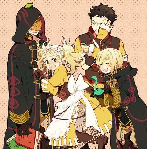 FANFIC] Has anyone seen my son? | Fire Emblem Amino