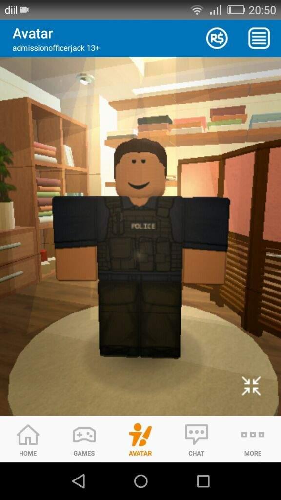 Swat Sergeant Officer Uniform Roblox Amino
