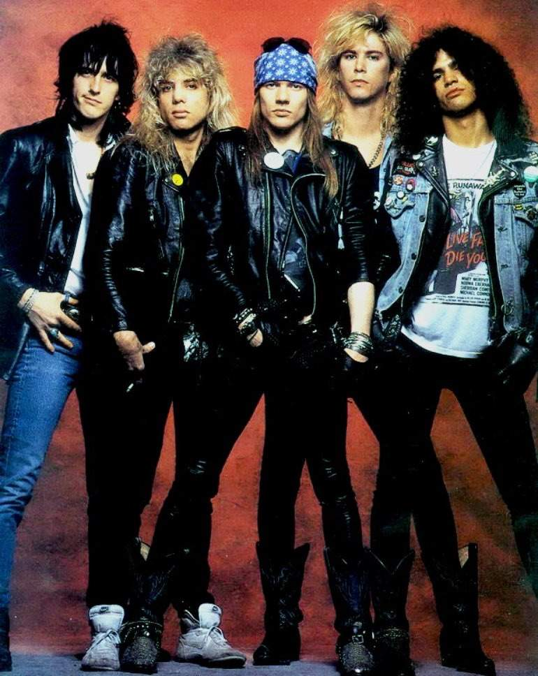 List of glam metal bands and artists  Wikipedia