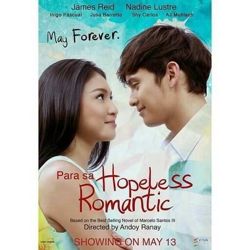 para sa hopeless romantic book