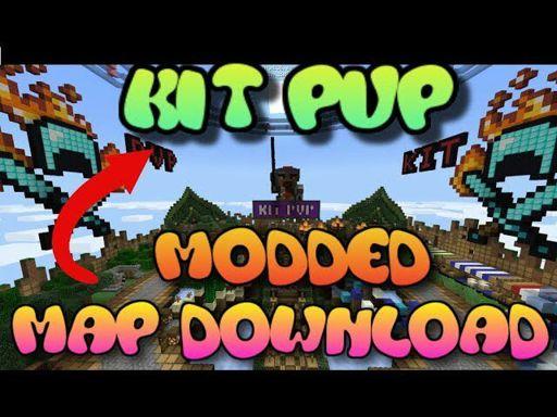 Minecraft: Modded KIT PVP SERVER MAP W/DOWNLOAD (Xbox 360 ...