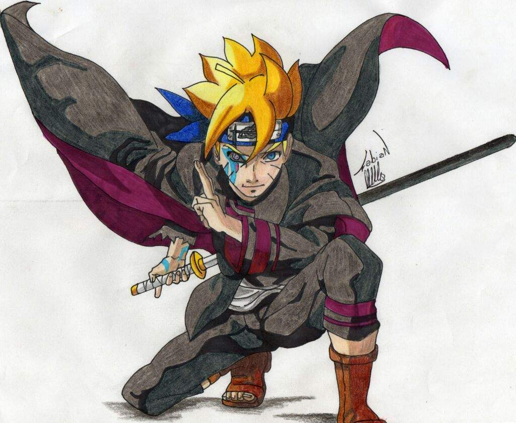 Boruto Uzumaki The Next Generation