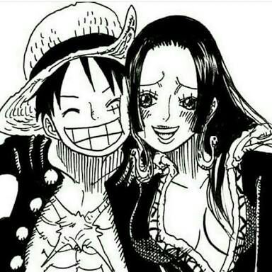 Luffy x boa hancock wiki one piece amino - One piece luffy x hancock ...