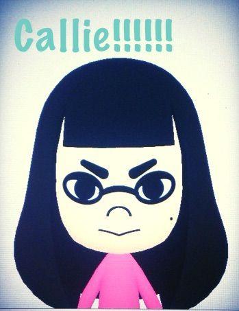 Callie Mii Tutorial   Splatoon Amino