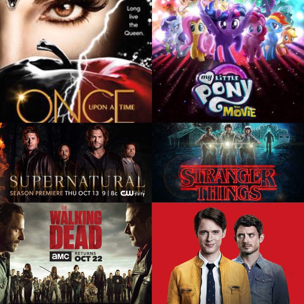 Best Shows for this Halloween | Movies & TV Amino