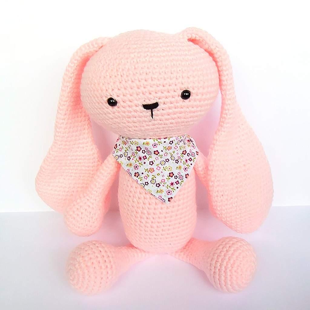 Amigurumi Bunny Family - Free Crochet Written Patterns | 1024x1024