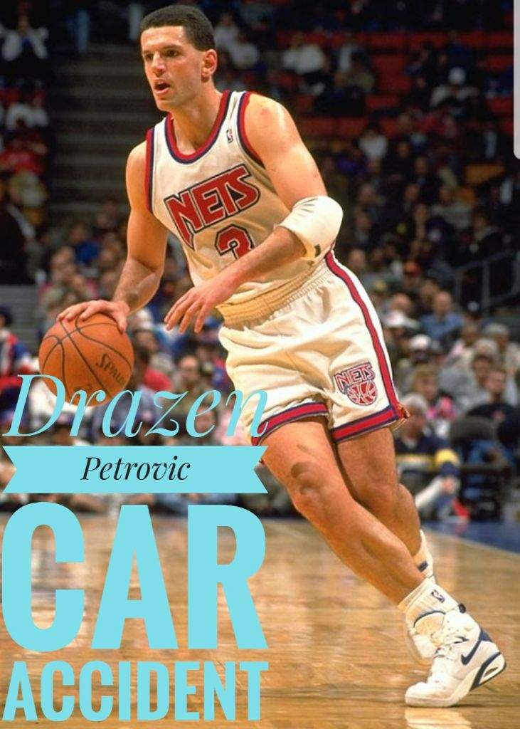 780889b47 Drazen Petrovic. Drazen Petrovic was taken too early from the NBA. We never  had the chance to appreciate the greatness he would have brought to NBA  fans.
