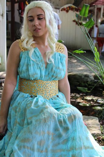 Daenerys-Qarth Dress   Wiki   Cosplay Amino