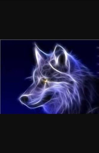 Raiju Wiki Mythology Folklore Amino Raiju is a slim wolf with a black fur coat that has hues of blue where raiton chakra is naturally emitted. amino apps