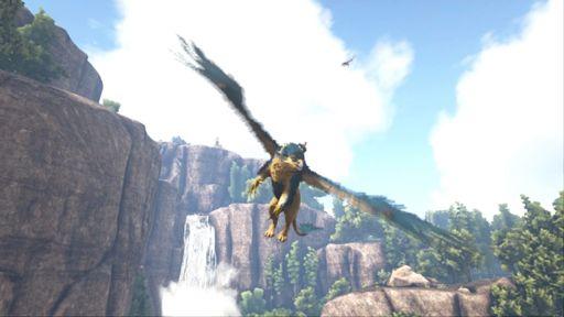 Griffin | Ark Survival Evolved Amino