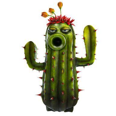 Cacto Garden Warfare   Wiki   🌱 Plants Vs Zombies💀 Amino
