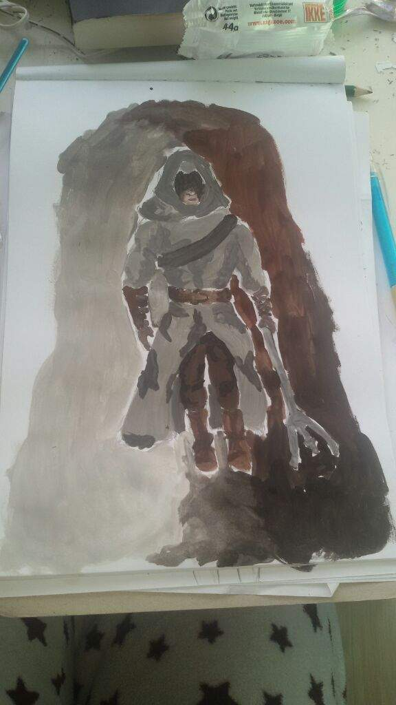 My Fanart Of Assassins Creed Anime Amino