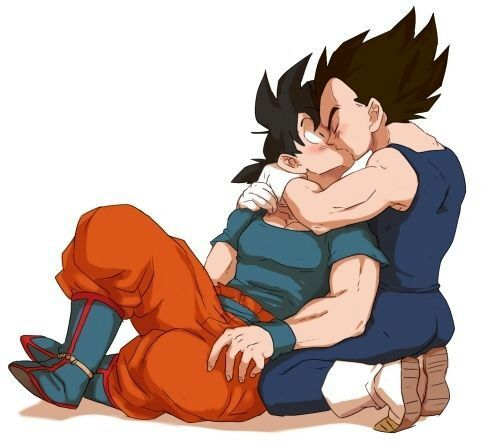 Goku X Vegeta Ship Wiki Dragonballz Amino