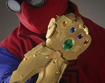 spiderman infinity gauntlet team infinity wiki marvel amino