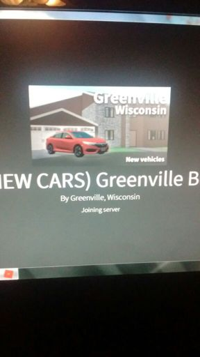 New Cars) Greenville, Wisconsin updated Monday | Roblox Amino