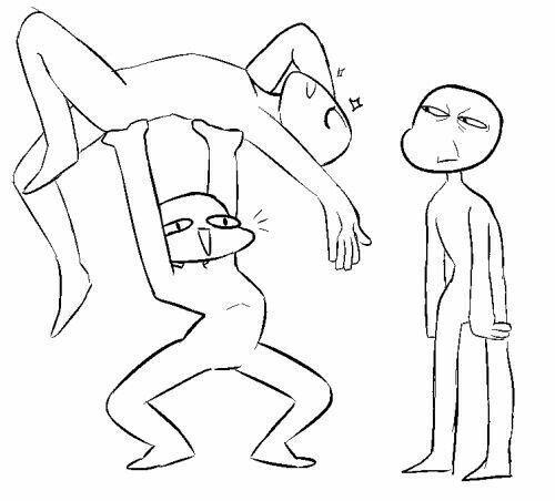 funny art poses beginner artist amino