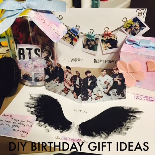 The Perfect DIY Gifts For ARMY'S!!!