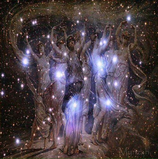 ✨ The Seven Sisters ✨ #Pagan101 #Craft101 #Mythology | The