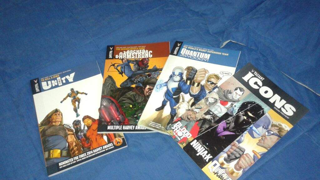 Archer and Armstrong Vol 1 review | Comics Amino