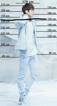 My Height Compared To Some Of My Favorite Idols K Pop Amino