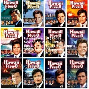 Hawaii Five 0 1968 | Wiki | Crime Shows Amino