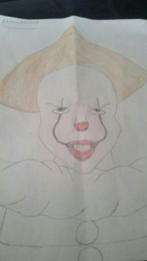 Meu Desenho Do Pennywise Do It A Coisa Terror Under The