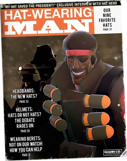 Cosmetic Items   Wiki   Team Fortress 2 Amino