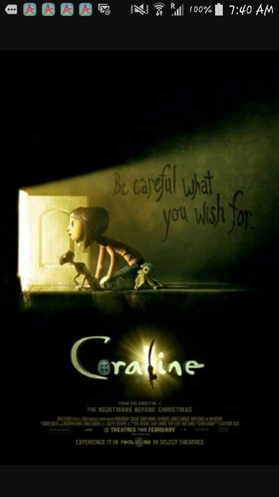 Coraline Quiz | Movies & TV Amino