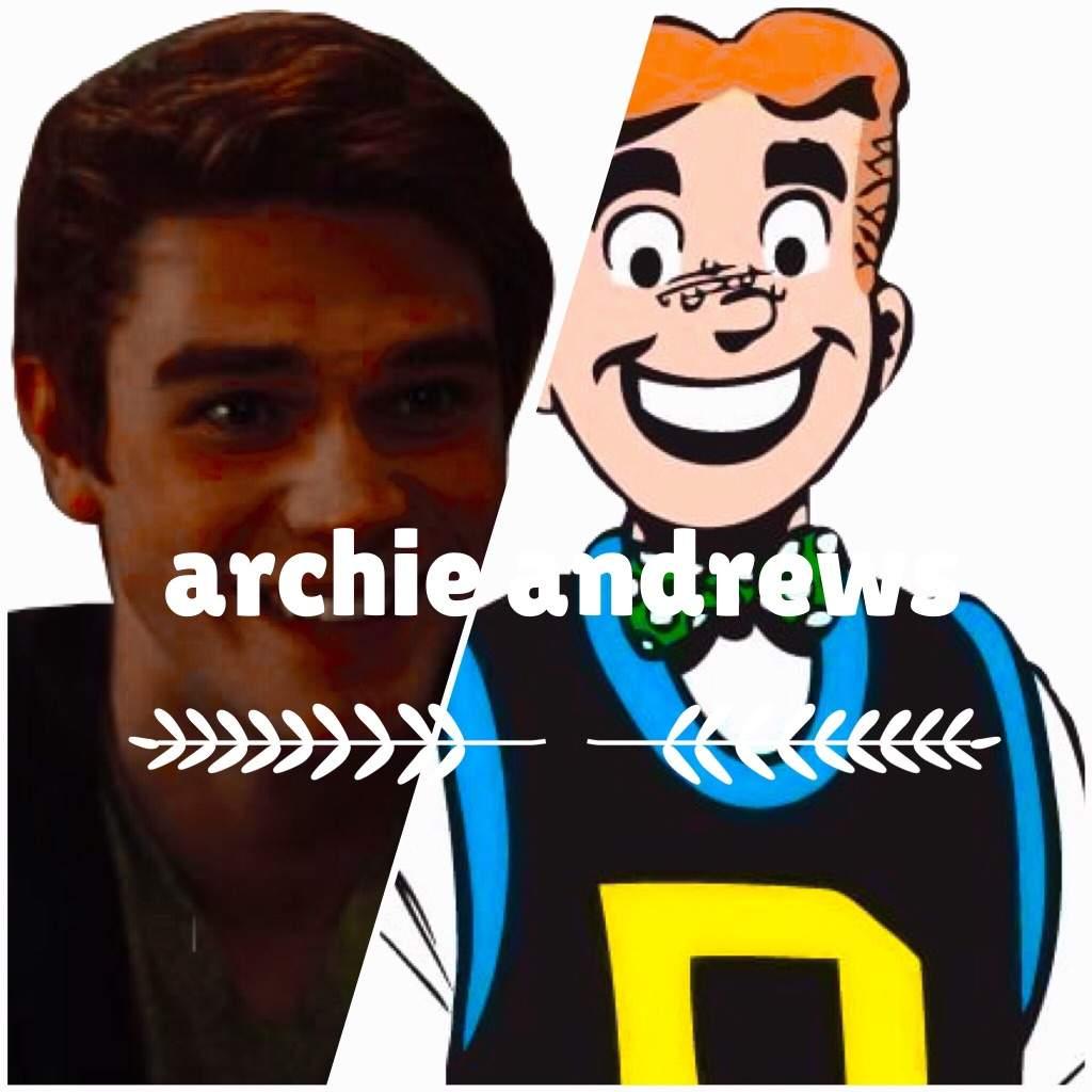 Riverdale Characters: Riverdale Vs Comic Books