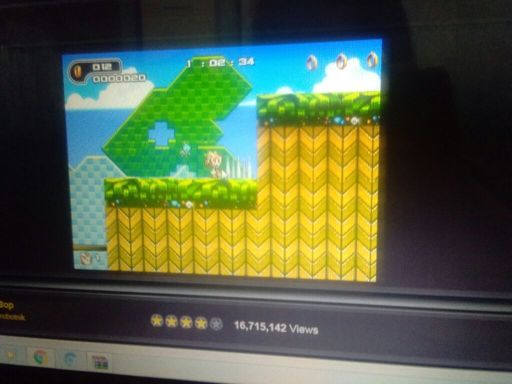 Playing Ultimate Flash Sonic Sonic The Hedgehog Amino