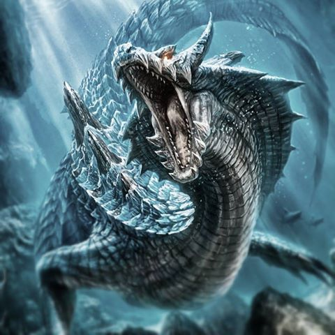 my favourite sea monsters mythology cultures amino
