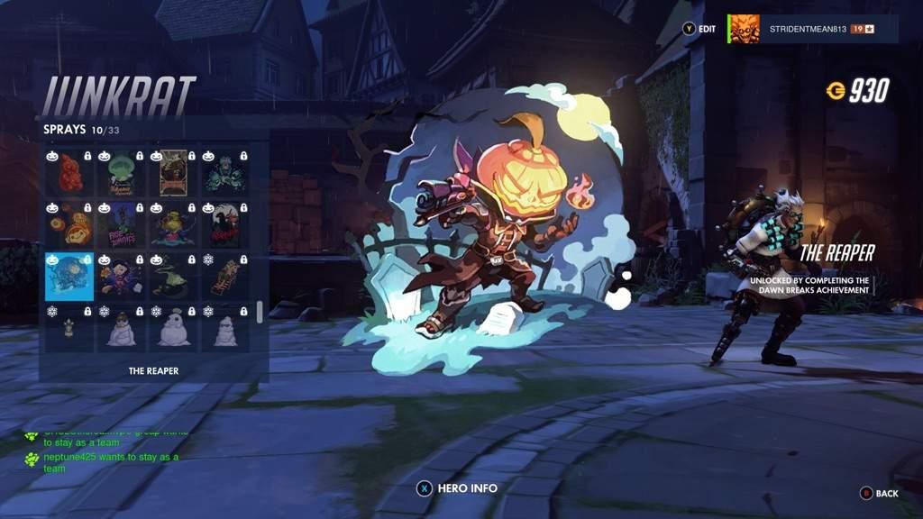 Halloween 2016 Reaper Skin | Overwatch Amino