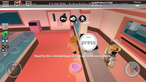 THE DONUT STORE!!Jailbreak series E1 S1 | Roblox Amino