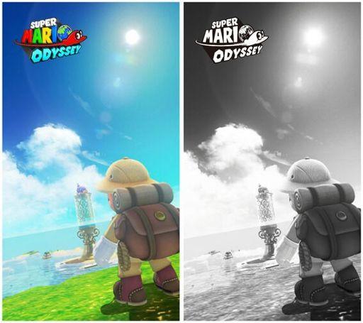 Nintendo treehouse talks about snapshot mode in super mario