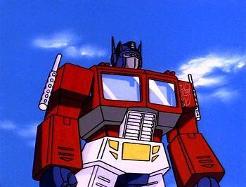 A Short Optimus Prime Story | Transformers Amino