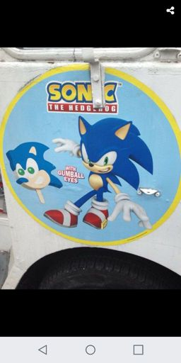 Blue Bunny Sonic Ice Cream Popsicle Wiki Sonic The Hedgehog Amino