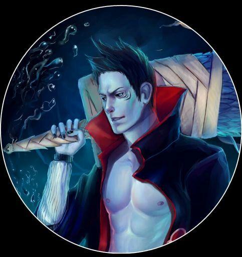 Curiosidades Sobre Hoshigaki Kisame Naruto Shippuden Online Amino