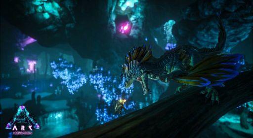 Ark New Expansion Pack Aberration Part 3 Survival Evolved Amino