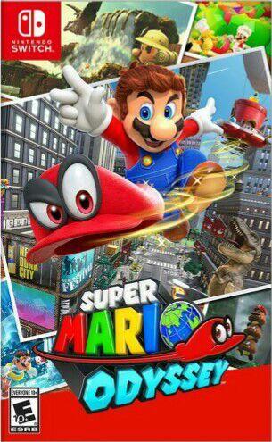 ZackScottGames Super Mario Odyssey Walkthrough!   Wiki