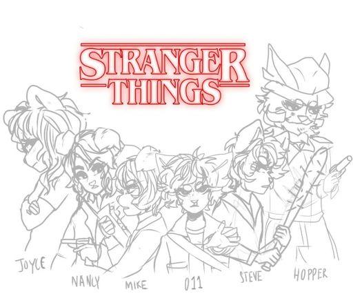 Stranger Things Furs Wiki Furry Amino
