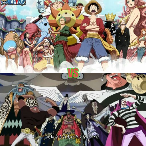 Blackbeard And Luffy: The Straw Hats Vs The Blackbeard Pirates!