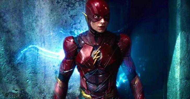 Liga Da Justiça Flash Recebe Discurso Motivacional Do