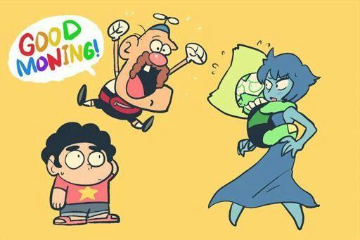Otro Chico Disfrazado De Steven Universe En Tío Grandpa Cartoon Amino Español Amino