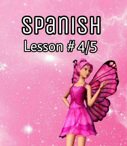 spanish homework barbie amino