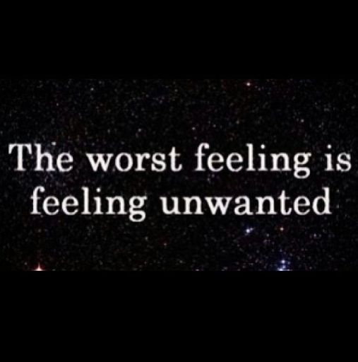 It is so painful to be ignored by someone you truly want to
